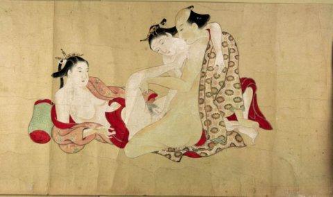 Nishikawa Sukenobu