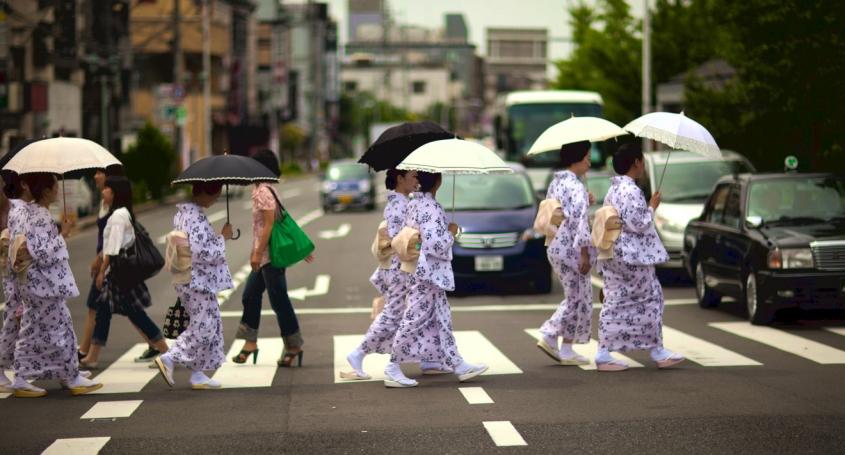 geimaiko's crossing di Onihide