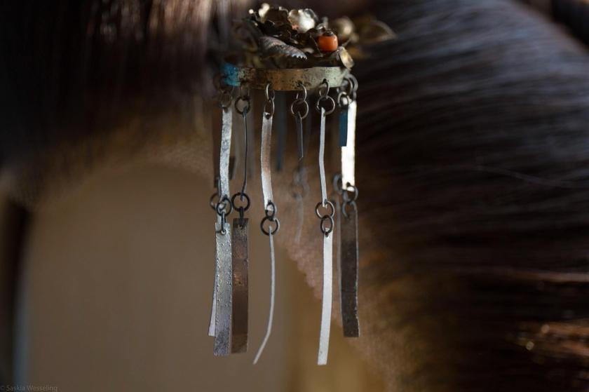 Kanzashi (簪): tradizionale ornamento per capelli