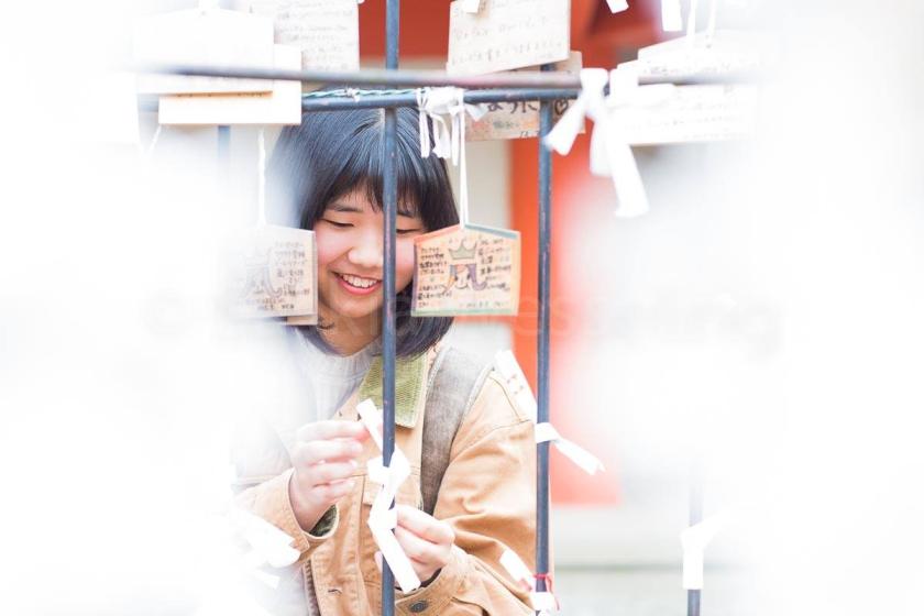 Himekawa di Higashi-chan prega per diventare una brava geisha