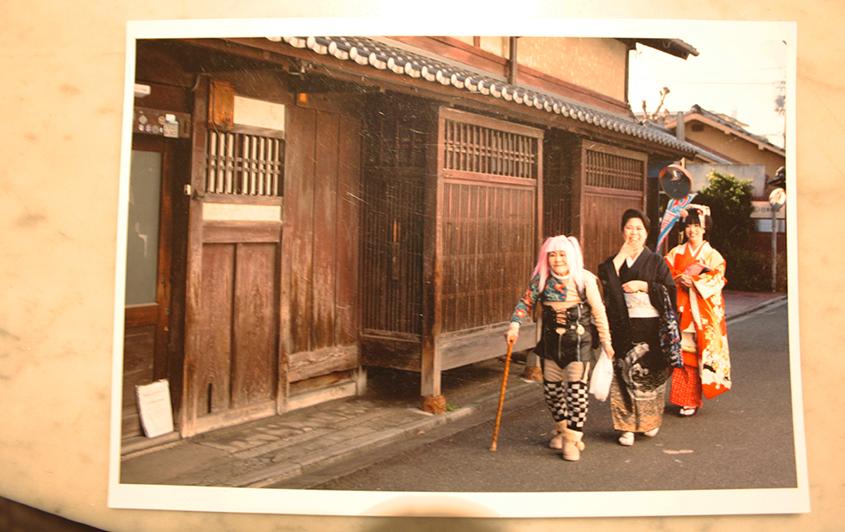 Tre generazioni di Tayū